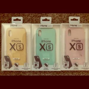 Three new in box iPhone cases